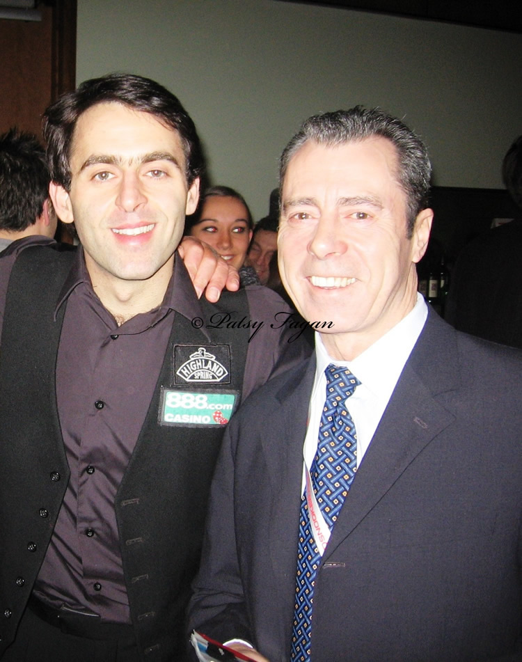 Pat And Ronnie O'Sullivan
